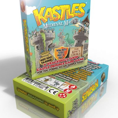 kastles card game