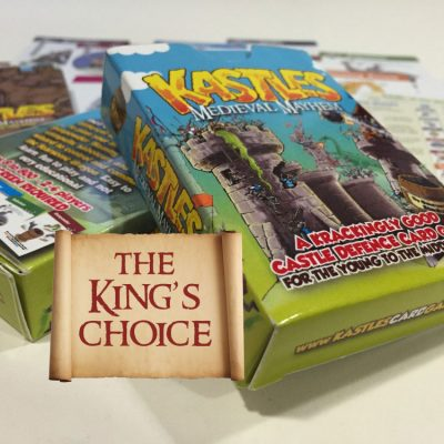 kastles the card game