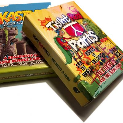 kastles and tight red pants card games discount bundle