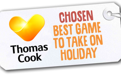 Kastles chosen one of the best family games to take on holiday