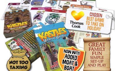 Best new family games for Christmas, stocking fillers and gift ideas for kids