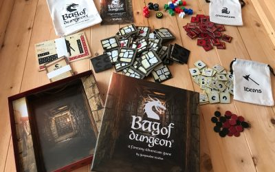 Bag of Dungeon – it can really kill a party!