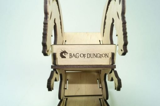 bag of dungeon the board game official dice tower