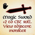 bag of dungeon - magic sword