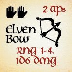 bag of dungeon - elven bow
