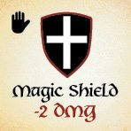 bag of dungeon - magic shield