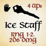 bag of dungeon - ice staff