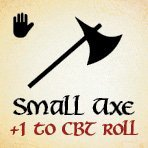 bag of dungeon - small axe