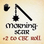 bag of dungeon - morning star