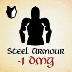bag of dungeon - steel armour