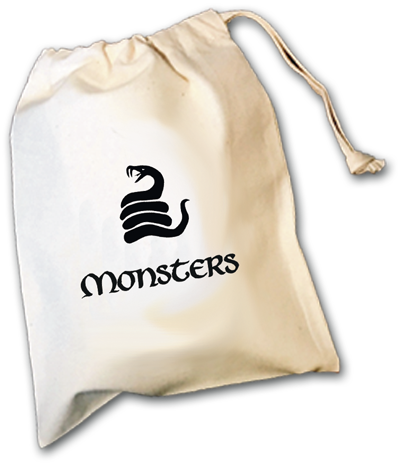 bag of dungeon monsters