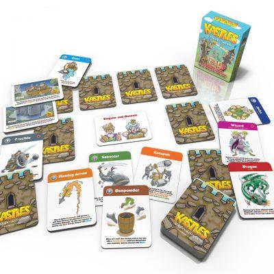 kastles card game