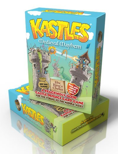 kastles family card game