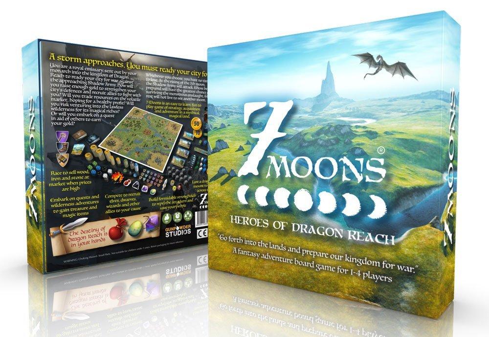 7 Moons: Heroes of Dagon Reach
