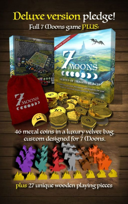 7 moons deluxe edition