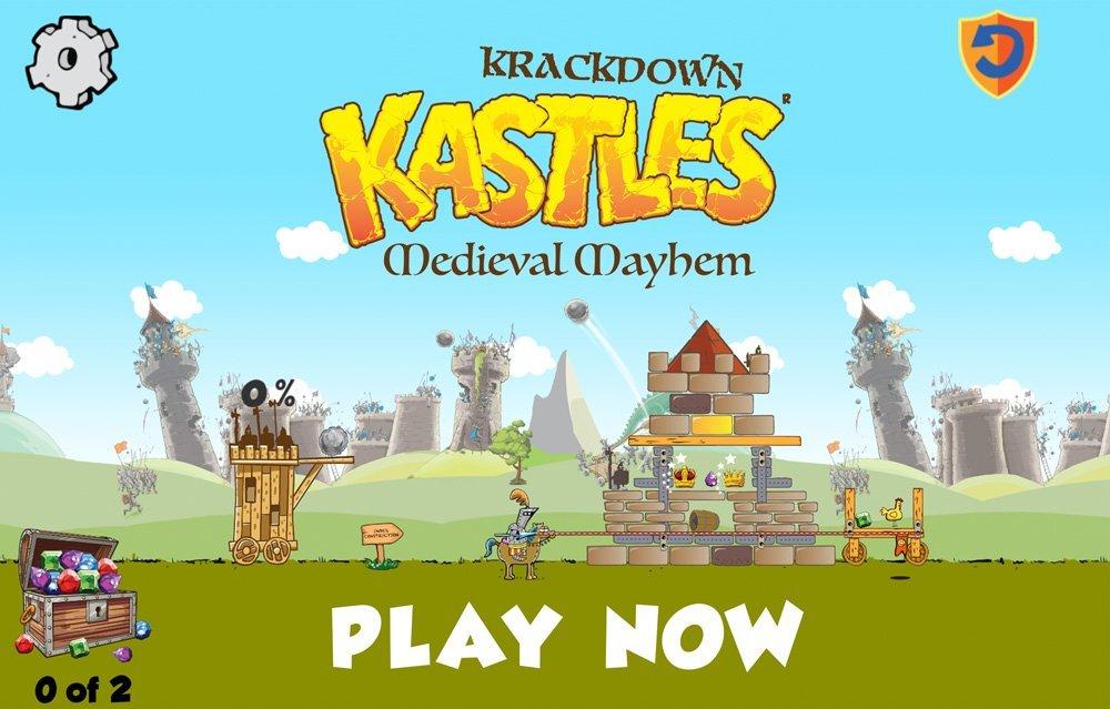 play kastles krackdown