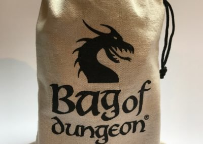 Bag of Dungeon - A complete fantasy dungeon crawler adventure in a bag for 1-4 players