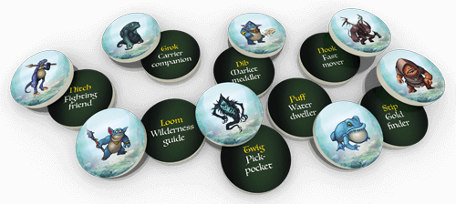 7 moons board game faerie tokens