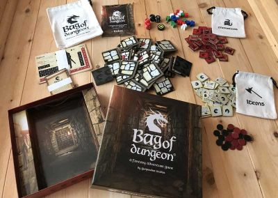 bag of dungeon everything you need to go adventuring