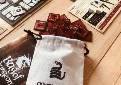 bag of dungeon will test you with some classic dungeon monsters