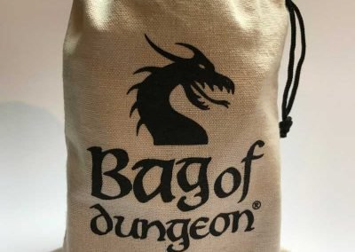 bag of dungeon a complete fantasy adventure board game in a bag